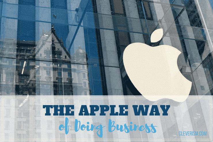 Les pratiques commerciales de la société Apple