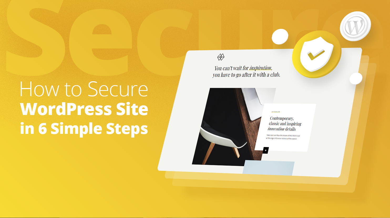 Comment sécuriser un site WordPress?